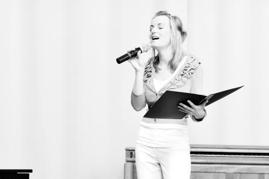 Jeanette Schmidt - Hochzeitssängerin