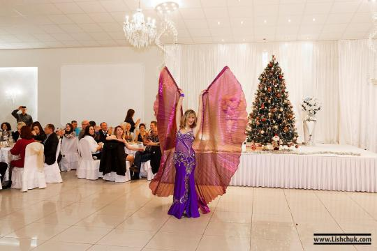 Tanzshow Julia