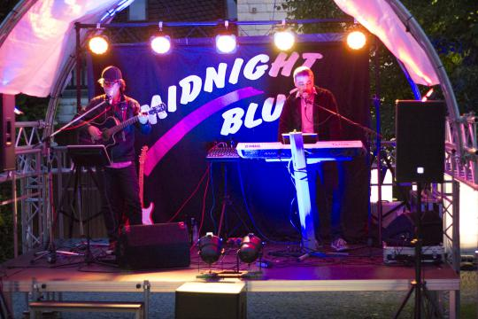 Duo Midnight Blue