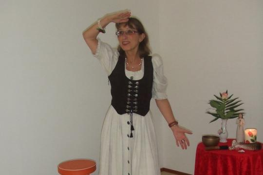 Märchenerzählerin Barbara Maikranz