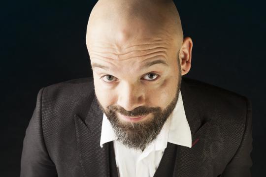 Adam Weiss - Magier und Mentalist