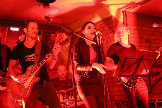 1A Partyband Jacks & Queens Berlin