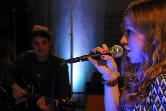 Duo Bianca und Steffen