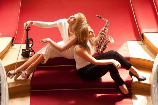GEMINI - Duo Violine & Saxofon
