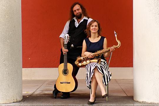 Jasmin Gundermann und Fabricio Cavalcante