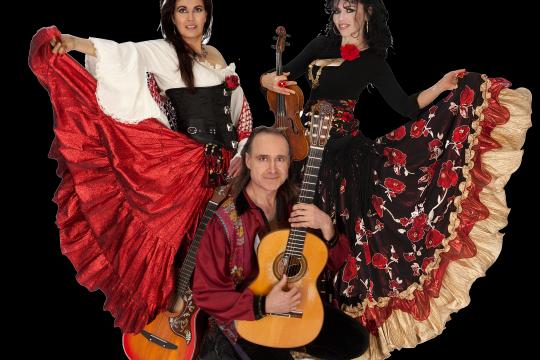 LATCHO - Russian Gypsy Music voller Lebenslust