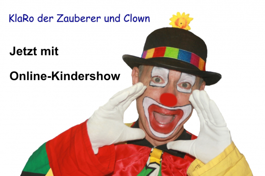 KlaRo der  Clown