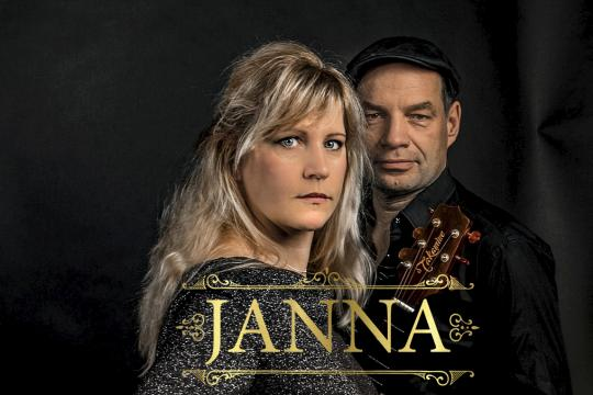 JANNA  ★  Celtic / Acoustic Pop  ★  Duo / Trio / Band