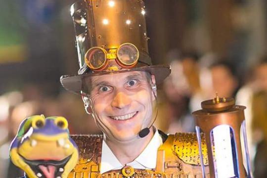 Do-miX der Zauberer und Bauchredner - Zaubertheater / Zauberkünstler