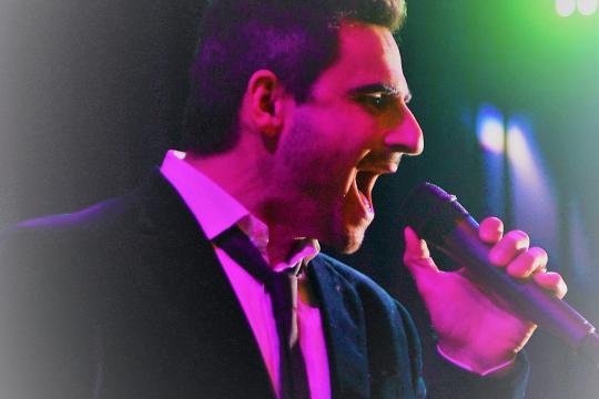 Event Sänger Serafino Vitrano