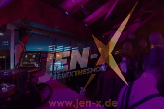 Jen-X Remix the Show (Trio // Band)
