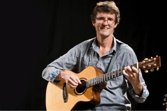 Joachim Storl - Fingerstylegitarrist