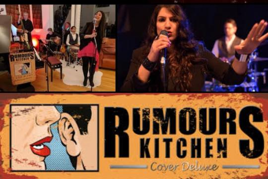 Rumours Kitchen Rock Pop Cover deluxe