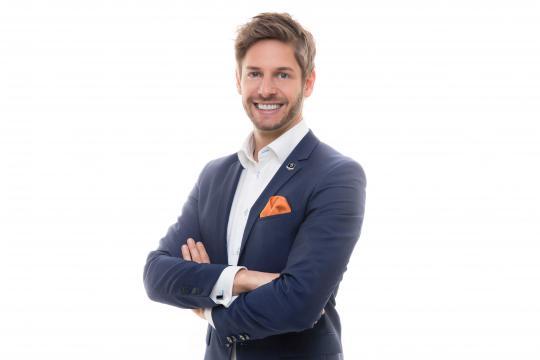 Dr. Florian Ilgen - Keynote Speaker & Mentalist