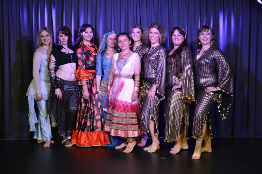 Thais Maruns Orientalische Tanzshows