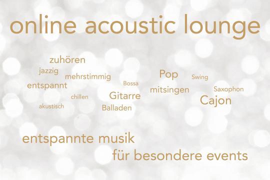 online acoustic lounge