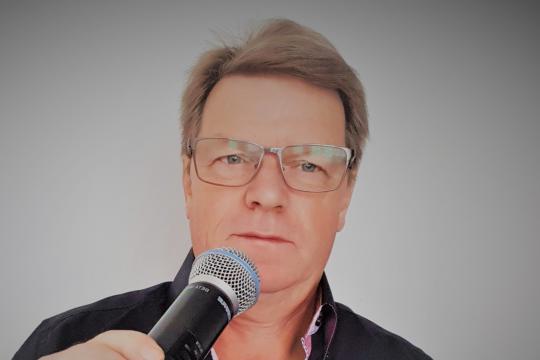 """Jürgen Argus """"Musik zur Unterhaltung und zum Tanzen"""""""