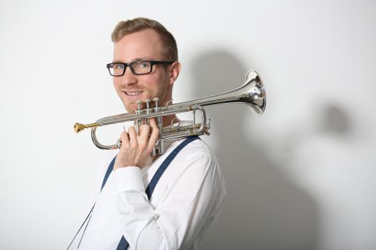 René Neuser - Trompeter und Keyboarder - Bachelor of Music