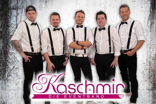 Kaschmir - die Eventband