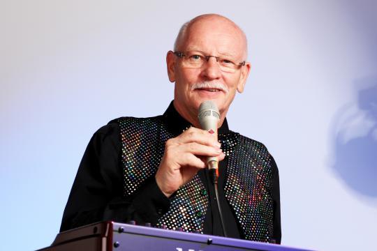 Alleinunterhalter Michael Hüngerle