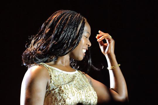 Bwalya - Afrikanische Sängerin