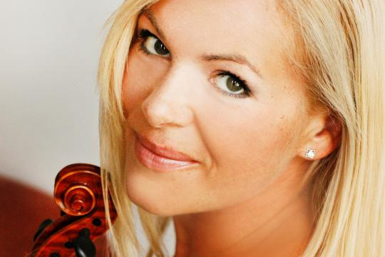 Space Violins   Joanna Suchon