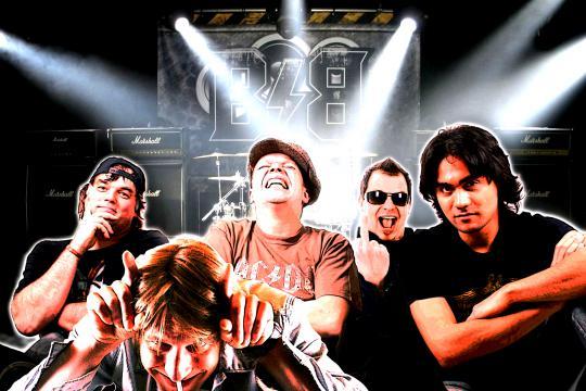 Ballbreakers AC/DC Tribute