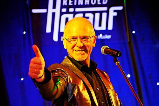 Reinhold Hörauf Alleinunterhalter