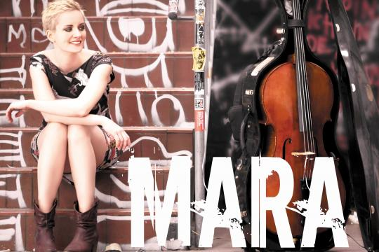 MARA the singing cellist