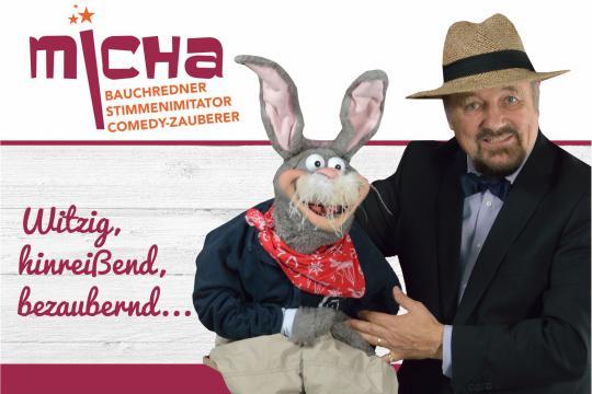Bauchredner Micha