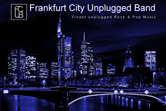 Frankfurt City Unplugged Band