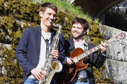 Blue Wine - Jazz Duo/Trio/Quartet