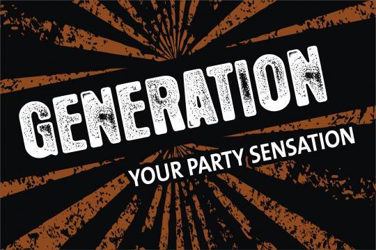 Generation Your Party Sensation