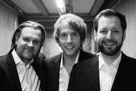 Dreimannband – 100% live!