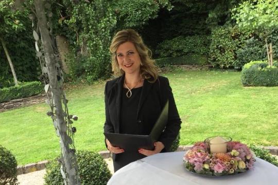 Hochzeitsrednerin Janine van Vorst
