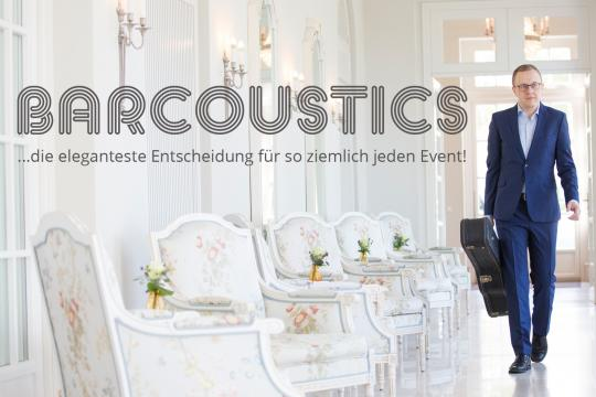 BARCOUSTICS (Solo, Duo, Trio)