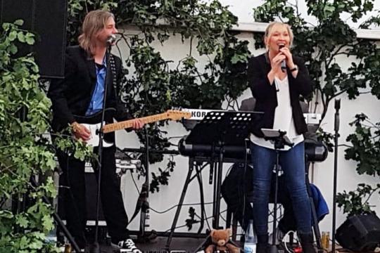 Marc Wedmann und Band