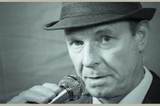 Mike Miller - Sinatra Imitator