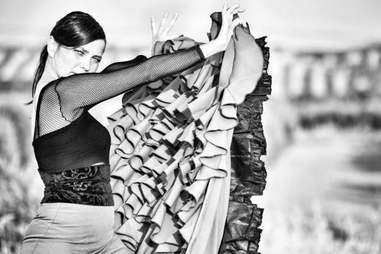 Cooperación AnDAnzas - Flamenco