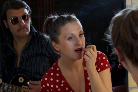 Ich liebe dich polnisch - Agnes und Don Ernesto