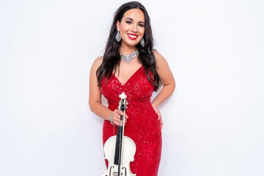 Katie Barlas - Violinistin & Entertainerin