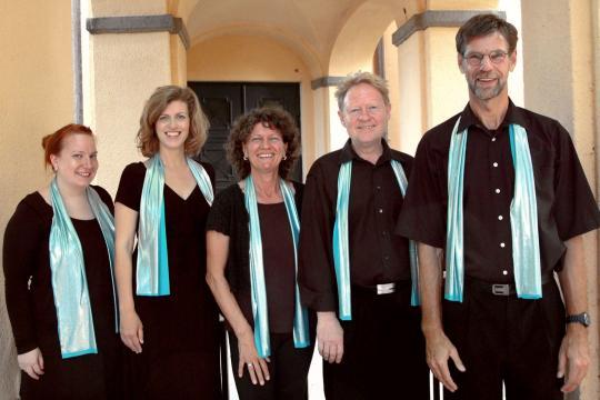 Ensemble gospelive