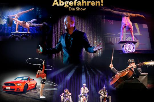 AUTOARTISTEN - Live-Shows für (Auto-)Events.