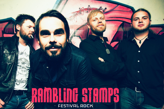 Rambling Stamps