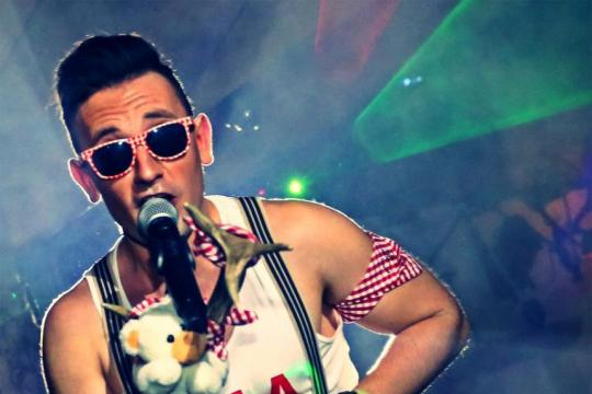 Andreas Gabalier Double - Kevin