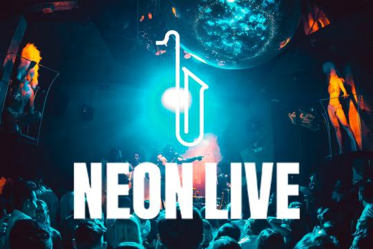 NEON LIVE - DJ plus LIVE BAND !!