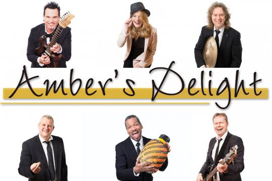 Amber's Delight | Partyband  3-8 Musiker