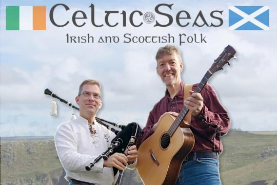 Celtic Seas - Das Irish & Scottish Folk Duo