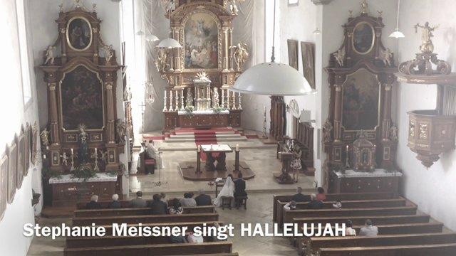 Video: HALLELUJAH- Stephanie Meissner (Acoustic Version)