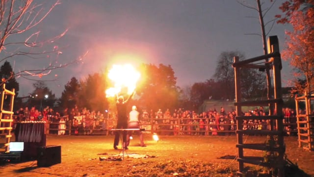 Video: Feuershow-Trailer 2016